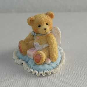 Cherished Teddies Little Bundle of Joy Baby Boy
